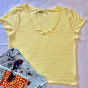 Perfect Yellow Summer T-Shirt